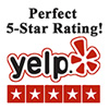 Drive Smart Finance- Perfect 5-Star Rating from Yelp Users!